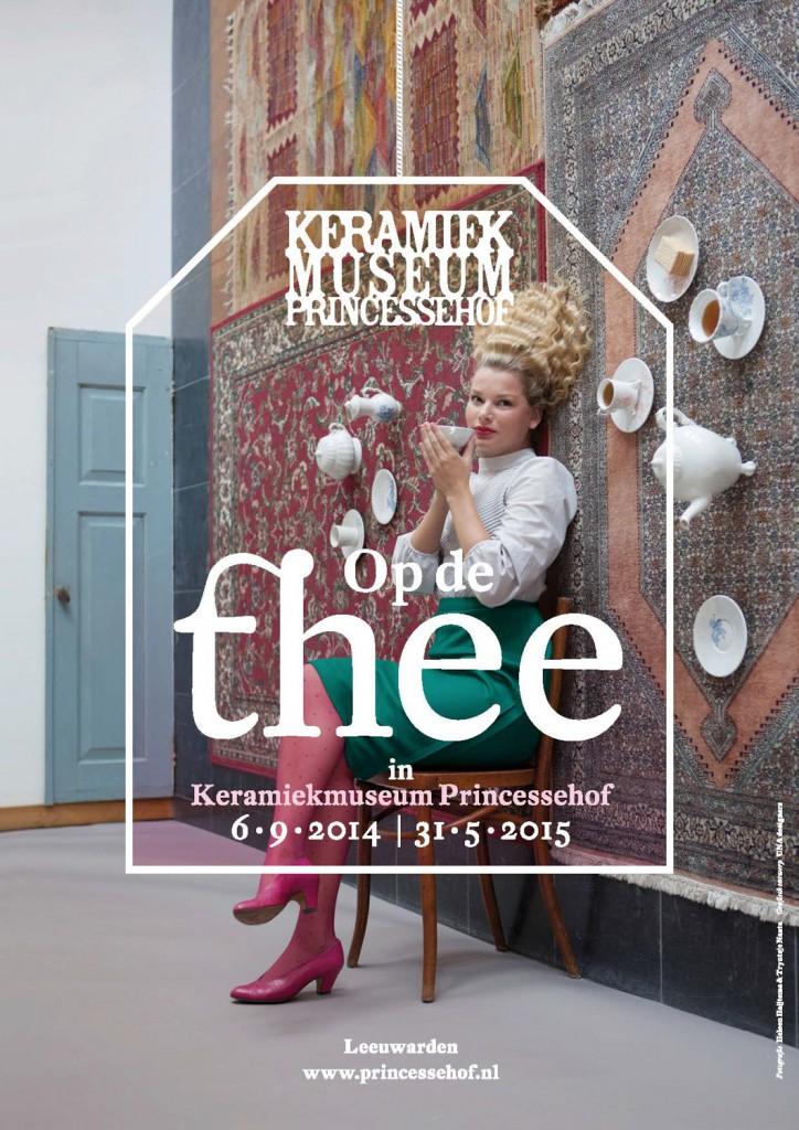 Keramiek Museum Princessehof - Op de Thee (4 van 4)